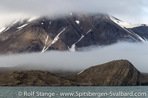 Treskelen<br />Hyrnefjellet