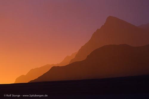 Spitzbergen - Südwesten
