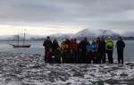 Group photo at Likneset