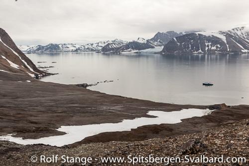 IsbjørnhamnaHansbreen