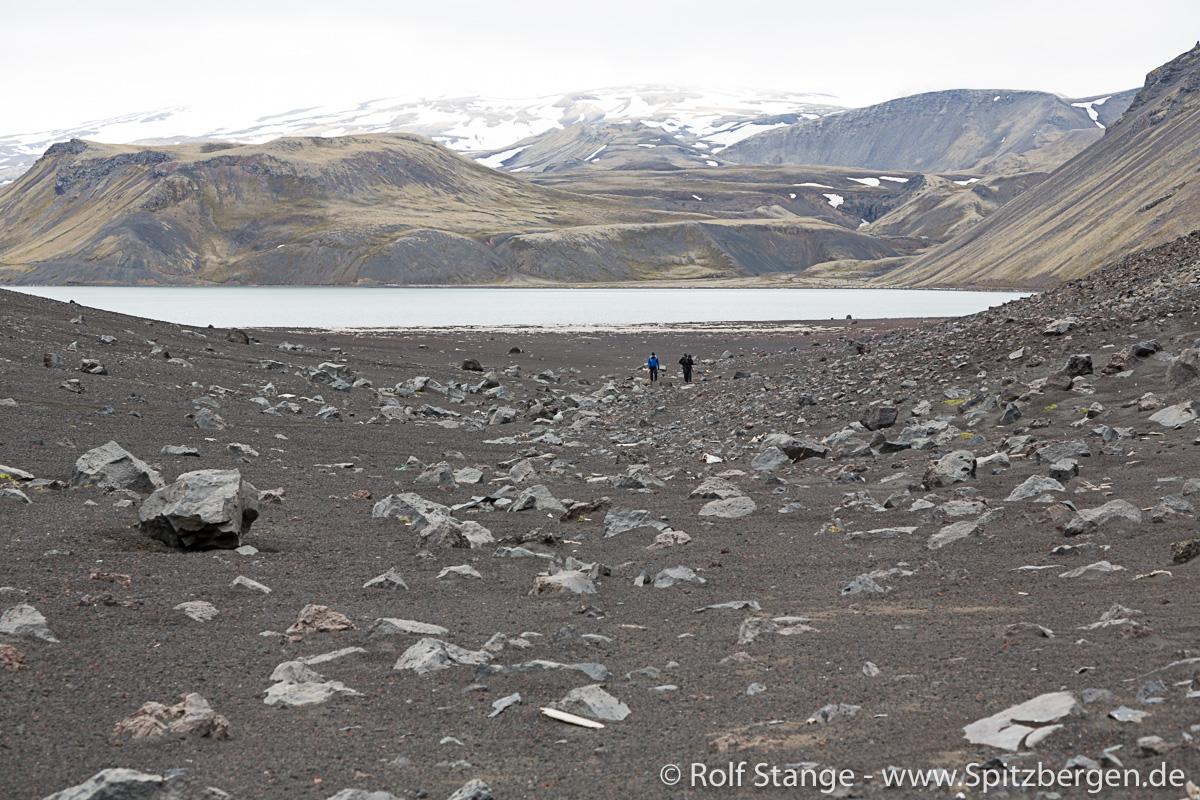 Jan Mayen - Nordlagune - 16. Juni 2017 - Spitzbergen   Svalbard