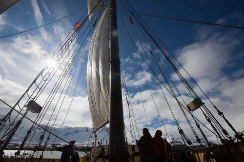 Tag 8 - Kongsfjord: Ny Ålesund, Ossian Sarsfjellet