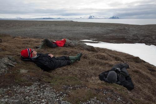 Tag 10 - Alkhornet, Barentsburg