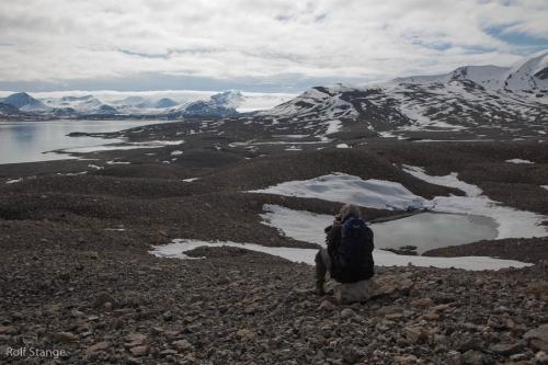 Tag 11 - Grønfjord, Longyearbyen