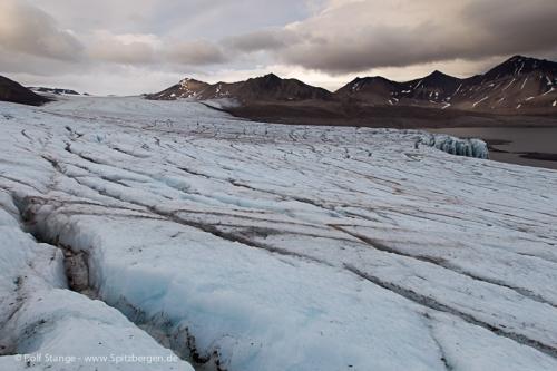 Spitzbergen - Westen