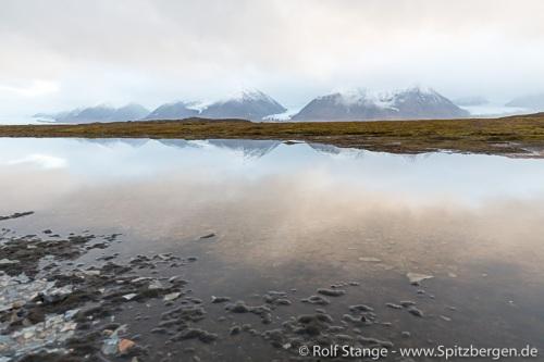 Krossfjord und Kongsfjord