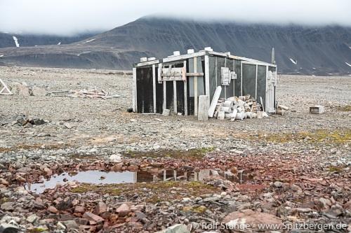Galerie 2:Nordküste Spitzbergen