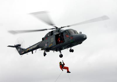 Barentsburg Russian helicopter flights