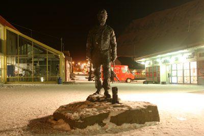Bergarbeiter Denkmal