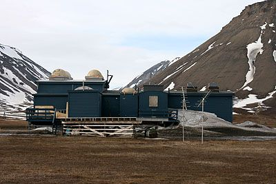 CO2-storage underground in Adventdalen