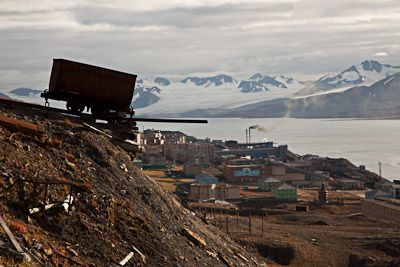 Tough times in Barentsburg