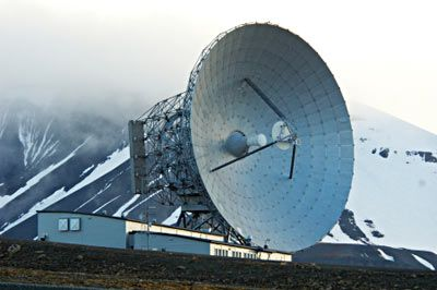 Third EISCAT-antenna