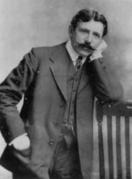 Ernest Mansfield, führender Kopf der Northern Exploration Company