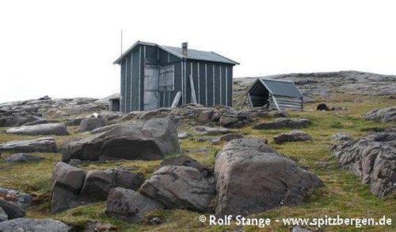 Würzburger Hütte am Sundneset, Barentsøya