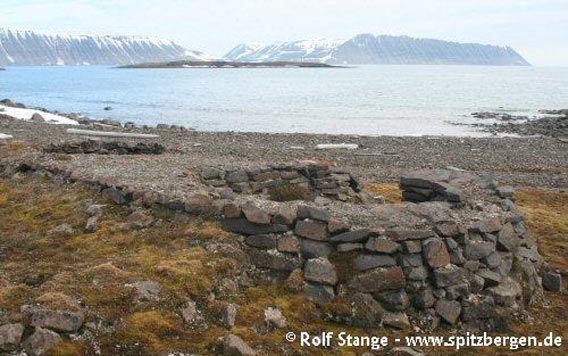 Doppelofen. Delitschøya, Tusenøyane