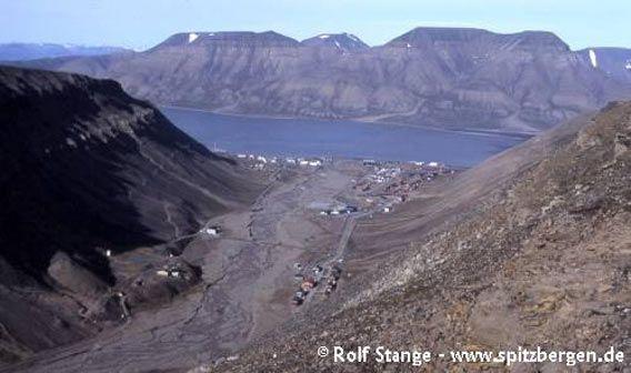 Isfjord Longyearbyen