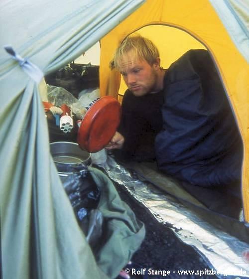Spitzbergen Trekking