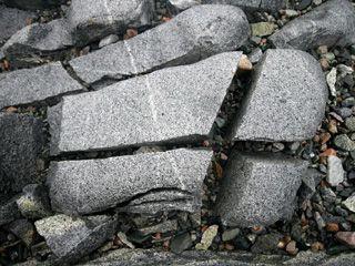 ... nor stones