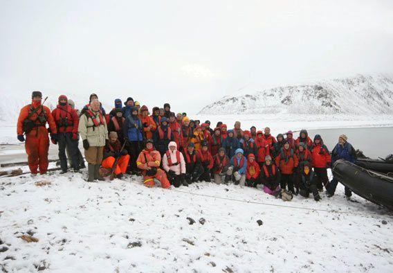 Group photo Sjuøyane
