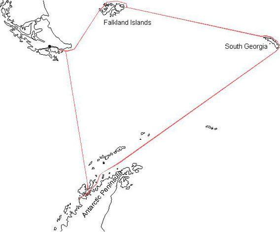 Map FL/SG/Antarctica 07/01/28 - 02/15