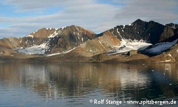 Landskap i St. Jonsfjorden