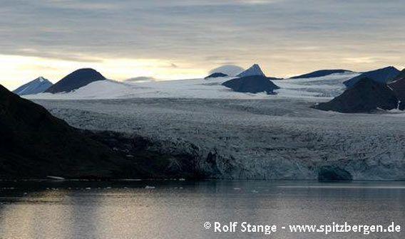 Gletscher St. Jonsfjord