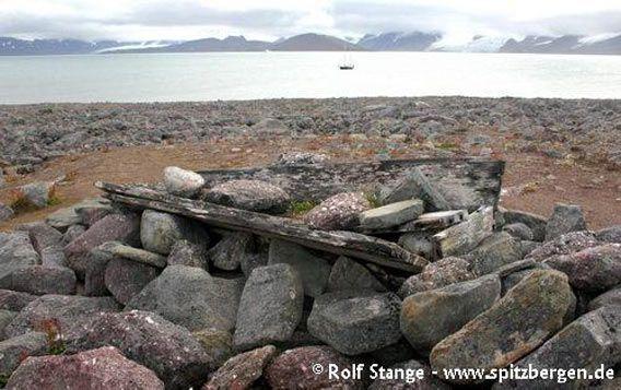 Grave in Raudfjord