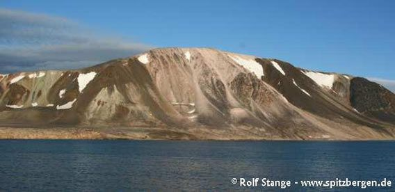 Heclahuken, Sorgfjord