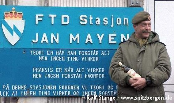 Station, Jan Mayen