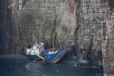 Wreck of Petrozavodsk to be removed