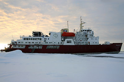 Environmental impact of expedition cruising in Svalbard - Polar Star