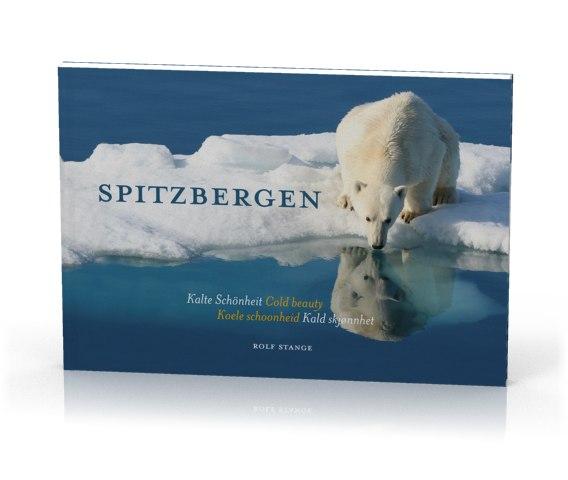 Fotobok Spitsbergen - Kald Skjønnhet