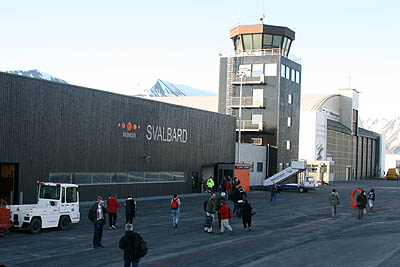 Visa and passport requirements - Longyearbyen airport