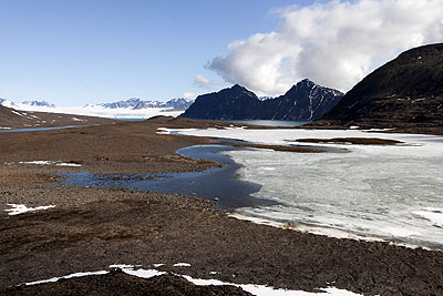 Spitsbergen on the UNESCO world heritage list? - Signehamna