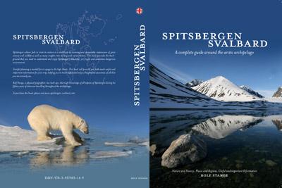 Spitsbergen-Svalbard guidebook - 3rd edition