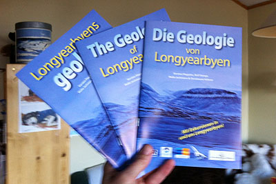 Geology-guide for the Longyearbyen area