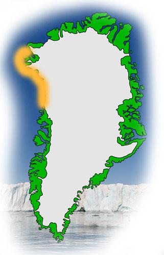 Greenland (Upernavik-Thule), SV Rembrandt van Rijn 23. Juli-07. August 2012