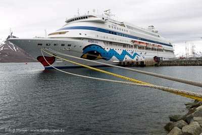 Cruise tourism in northern Norway on the growth