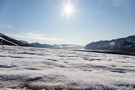 Sunny day in Krossfjord