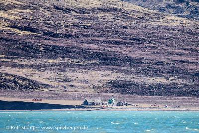 Rossmeer Küste