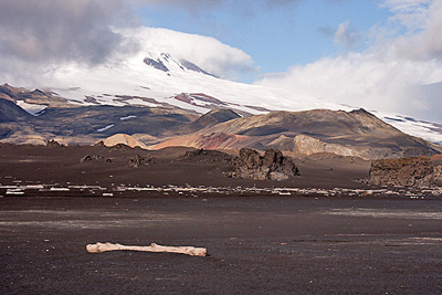 Jan Mayen expedition 2014 - Jan Mayen