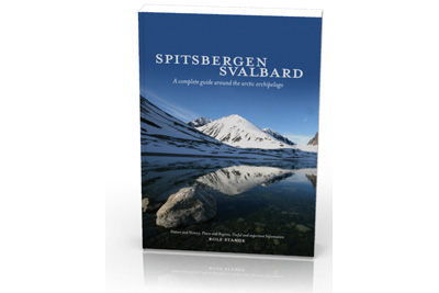 Reiseführer Spitzbergen-Svalbard