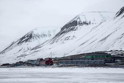 Spitsbergen mining - Sveagruva