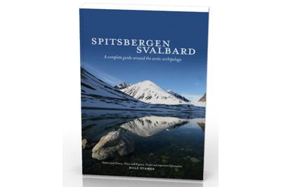 Spitsbergen-Svalbard: der Spitzbergen-Reiseführer
