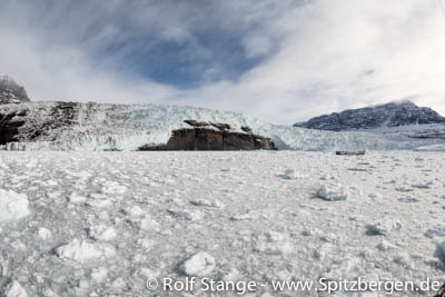 Gletschereis, Ostgrönland