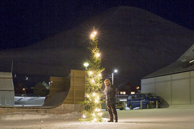 Norway's worst christmas tree