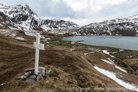 Grytviken: Slossarczyk's cross