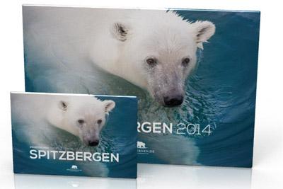 Spitzbergen-Kalender 2014
