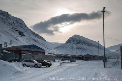 school Longyearbyen
