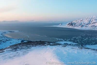 Adventfjord, Spitsbergen